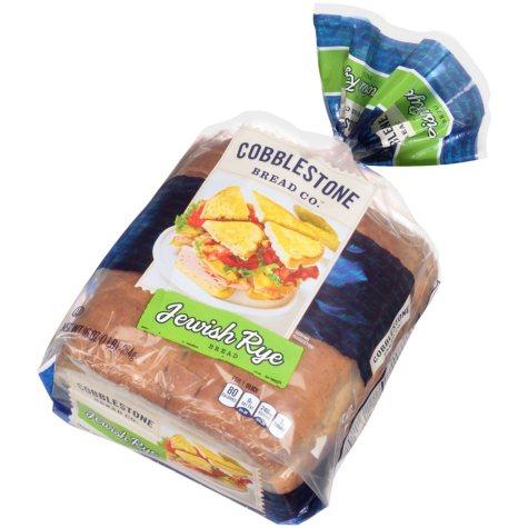 Cobblestone Jewish Rye Bread (16 oz.)