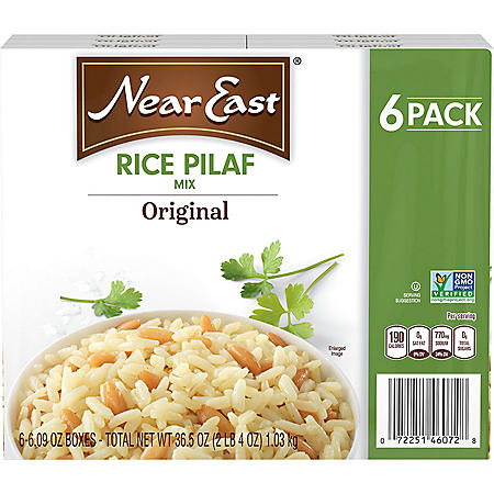 Near East Rice Pilaf (6.9 oz., 6 pk.)