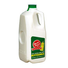 Dairy Fresh Buttermilk (1/2 gal.)