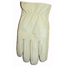 Premium Grain Leather Glove - 2 pack (Large)