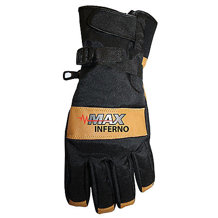 Max Inferno 80gram Thinsulated Lined Gloves (Large)