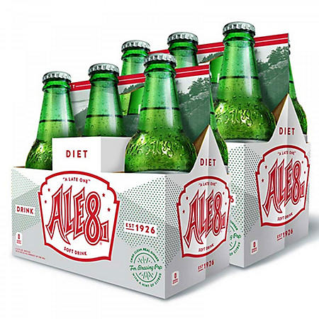 Diet Ale-8-One (12oz / 24pk)