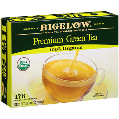 Bigelow Green Tea (176 ct., 11.99 oz.)