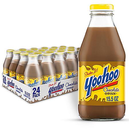Yoo-hoo Chocolate Drink (15.5oz / 24pk)
