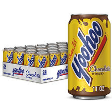 Yoo-hoo Chocolate Drink (11 oz. cans, 24 pk.)