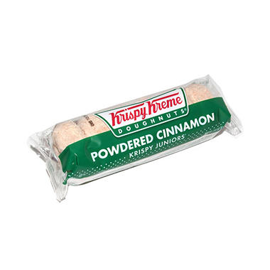 Krispy Kreme Powdered Cinnamon Doughnut (36 oz., 12 pk.)