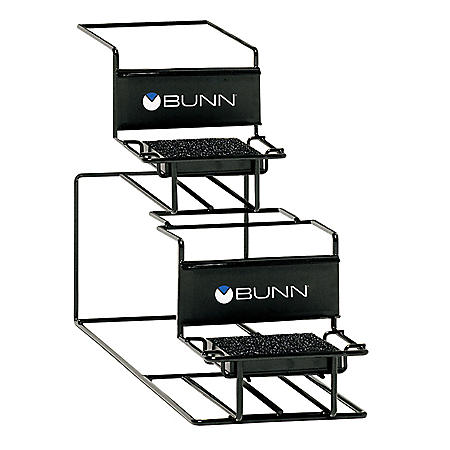 BUNN® Universal Airpot Rack for 2 Airpots (1 Up/ 1 Down)