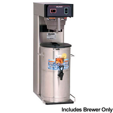 Bunn 3 Gallon Automatic Ice Tea Brewer with Dispenser