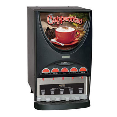 Bunn iMIX-5 Cappuccino Dispenser