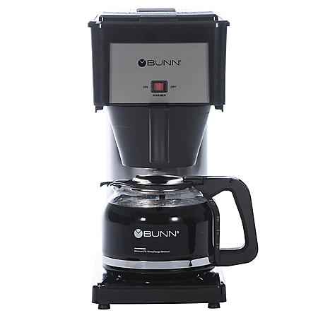 BUNN Speed Brew Classic Coffee Maker, Model BX Black