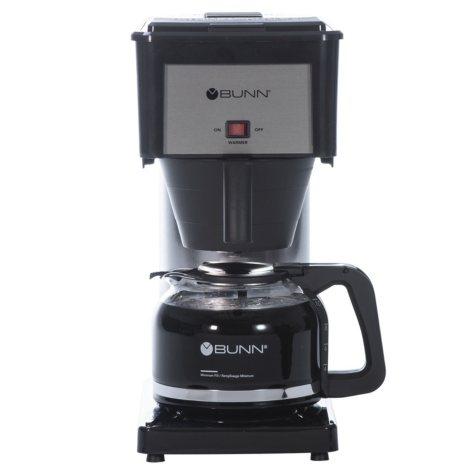 BUNN Speed Brew Classic Coffee Maker, Model BX Black