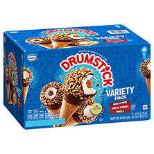 Nestle Drumstick Cone Variety Pack (16 ct.)
