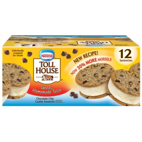 Nestle® Ice Cream Sandwiches