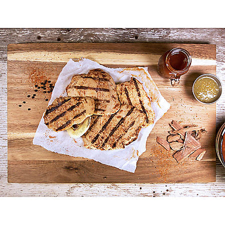 Super Flat Chicken Breast Fillets - 10 lb. box
