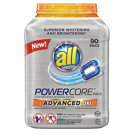 all PowerCore Advanced OXI (90 ct.)
