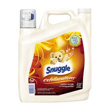 Snuggle Amber Woods Fabric Softener (211 Loads, 180 oz.)