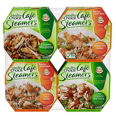 CAFE STEAMERS VARIETY PK