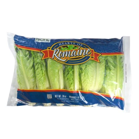Hearts of Romaine Lettuce (6 ct.)