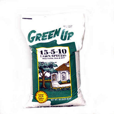 Green Up Lawn Special 15-5-10 - 50 lbs.