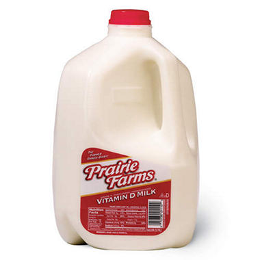 Prairie Farms Vitamin D Milk (1 gal.)