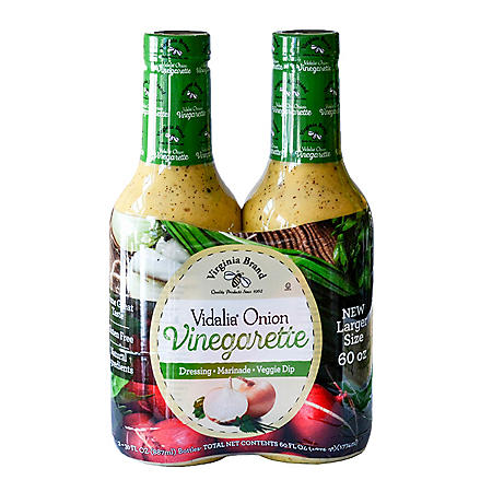 Virginia Brand Vidalia Onion Vinegarette (30 oz., 2 pk.)