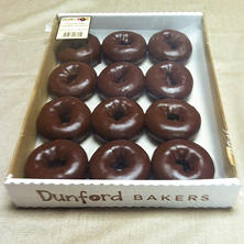 Dunford Bakers Chocolate Donuts (12 ct.)