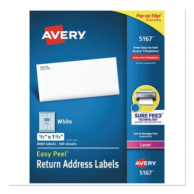 avery 5167 excel template
