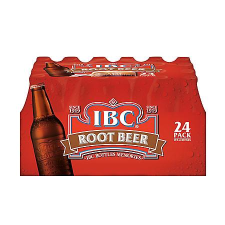 IBC Root Beer (12oz / 24pk)