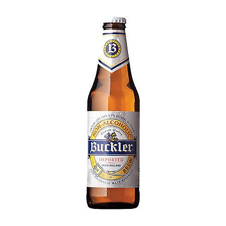 Buckler Non-Alcoholic Brew (12 fl. oz. bottle, 24 pk.)