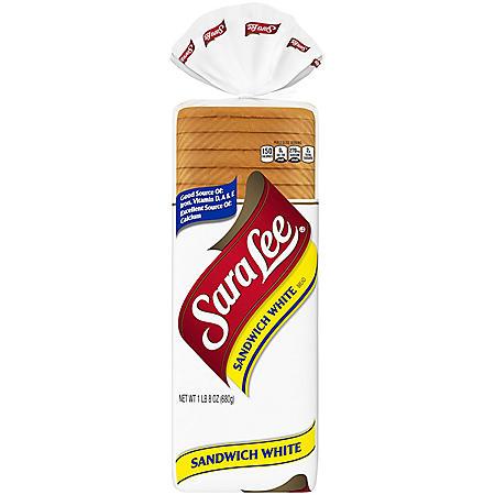 Sara Lee Sandwich White Bread (24oz)