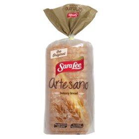 Sara Lee Artesano Bakery Bread (20 oz.)