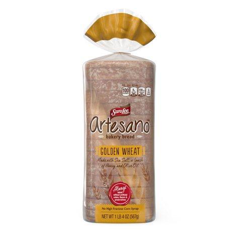 Sara Lee Artesano Golden Wheat Bread (20 oz.)