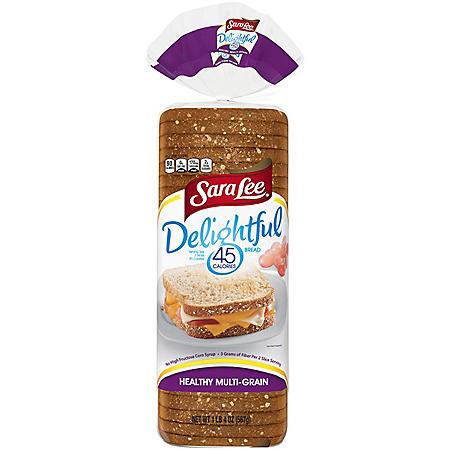 Sara Lee Delightful Healthy Multi-Grain Bread (20 oz.)