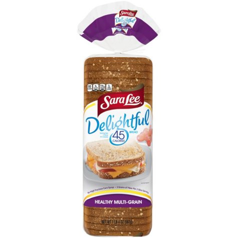 Sara Lee Delightful Healthy Multi-Grain Bread (20 oz.)