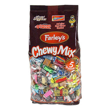 Farley's Chewy Mix - 5 lb. bag