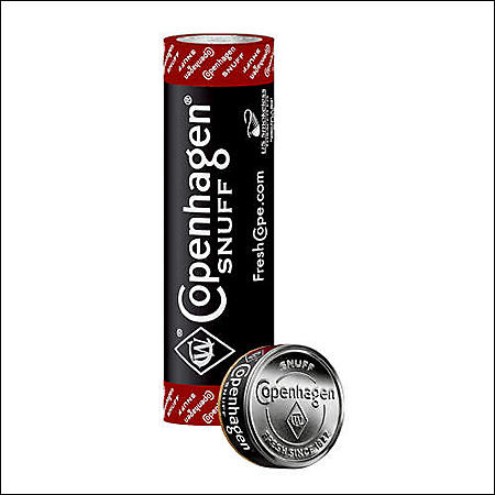Copenhagen Fine Cut - 10 can roll