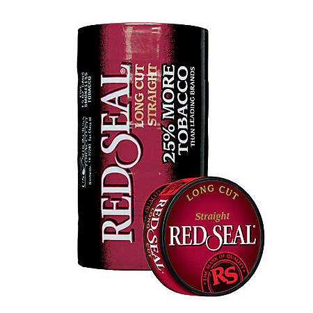 Red Seal Long Cut Straight (5-can roll)