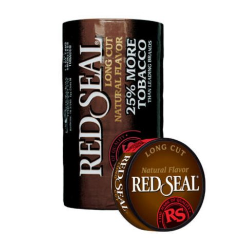 Red Seal Long Cut Natural (5-can roll)
