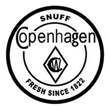 Copenhagen Extra Long Cut Natural (1.2 oz. can, 5 can roll)
