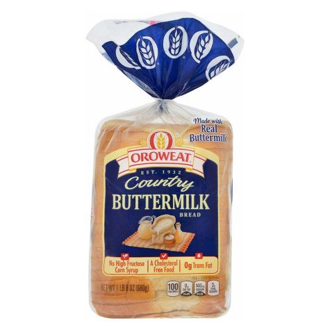 Country Buttermilk Bread (24 oz.)