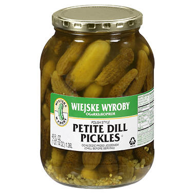 walmart vlasic pickles case Wal-mart talked vlasic into pricing the pickles so that a gallon jar  the suit  violates its right to argue every single case on its specific merits.