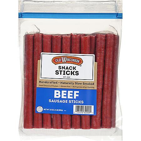 Old Wisconsin Beef Sticks (1 oz., 32 ct.)