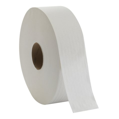 Georgia Pacific Envision, 2-Ply, Jumbo Toilet Paper, 2,000 Ft. Rolls - 6 Rolls