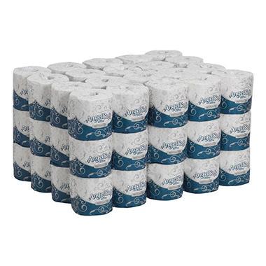 angel soft ps ultra premium bathroom tissue 2 ply 400 sheets
