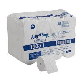 Georgia Pacific Professional - Compact Coreless Bath Tissue, White, 750 Sheets/Roll -  36/Carton