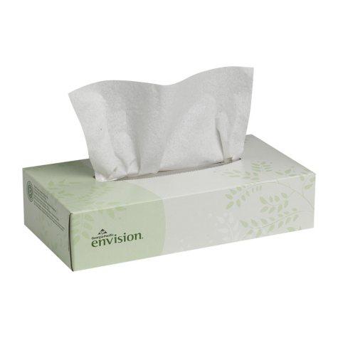 Georgia Pacific Professional - Facial Tissue, 100/Box -  30 Boxes/Carton