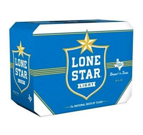 Lone Star Light Beer (12 fl. oz. can, 18 pk.)