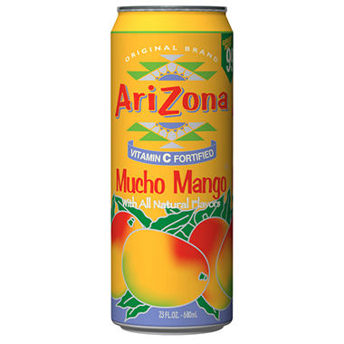 Arizona Mucho Mango Tea - 24/23 oz.