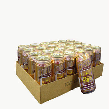 Royal Mills Iced Coffee (11 oz. cans, 24 ct.)
