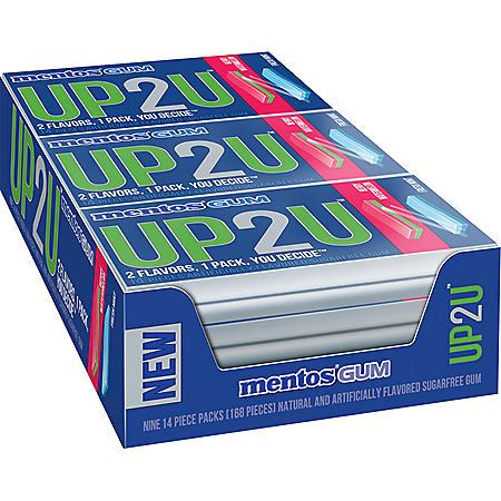 UP2U WATERMELON/MINT 9 CT